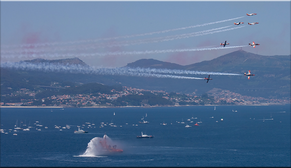 Vigo international airshow 2010